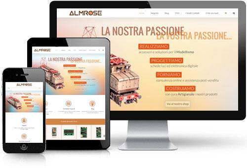 Almrose-device